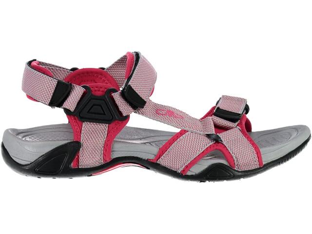 CMP Campagnolo Hamal Chaussures de randonnée Femme, ghiaccio-corallo